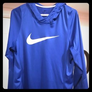 Nike Elite Dry Fit hooded top